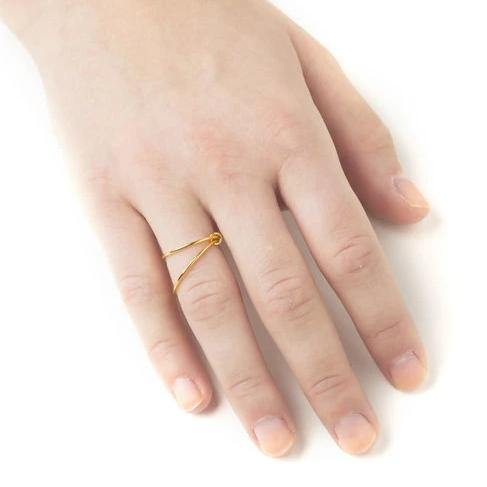 ANNA RING - 2 in 1 ring