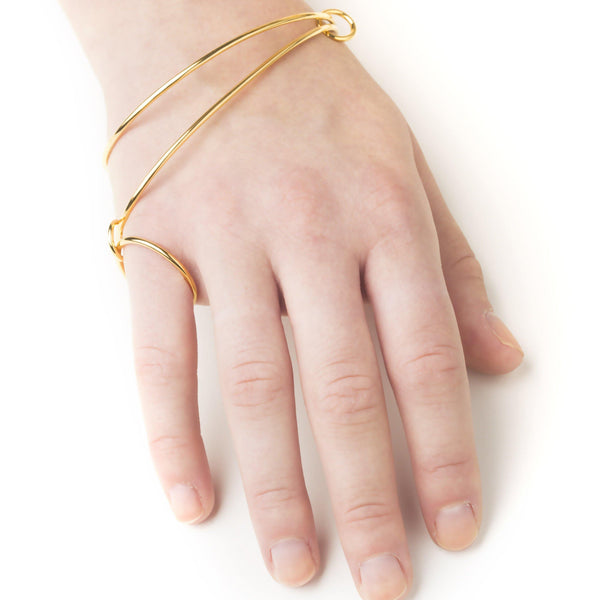 ANNA TRIPLE BANGLE - Vibe Harsløf Jewelry