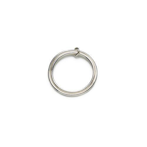ANNA RING - 2 in 1 ring, Silver