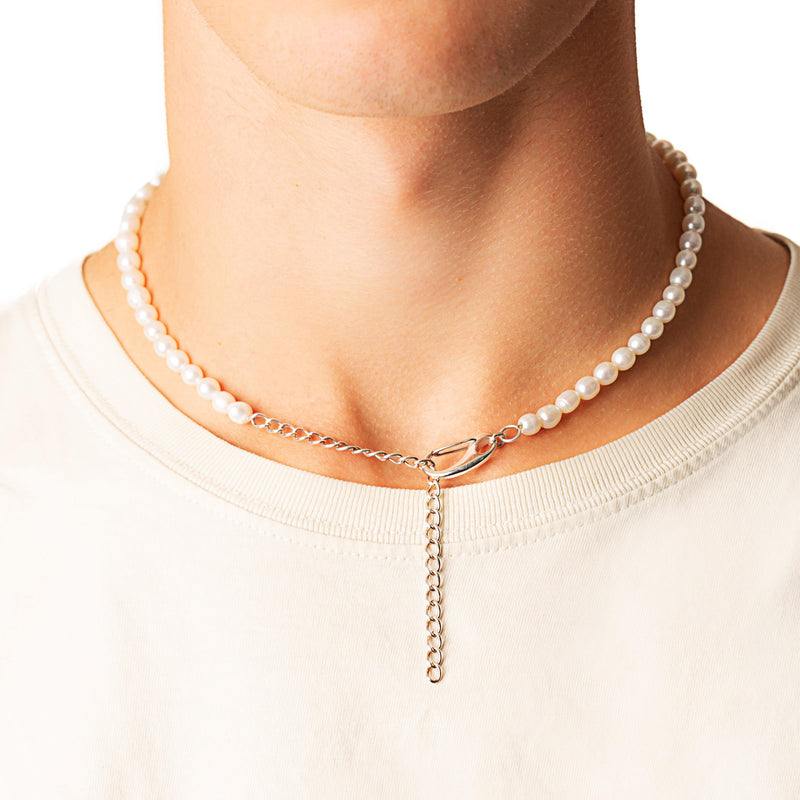 WE PEARL NECKLACE - Vibe Harsløf Jewelry