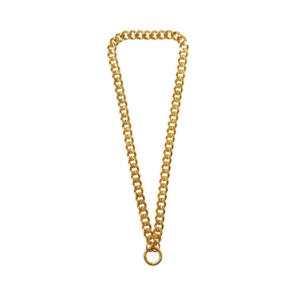 We curb chain necklace - Vibe Harsløf Jewelry