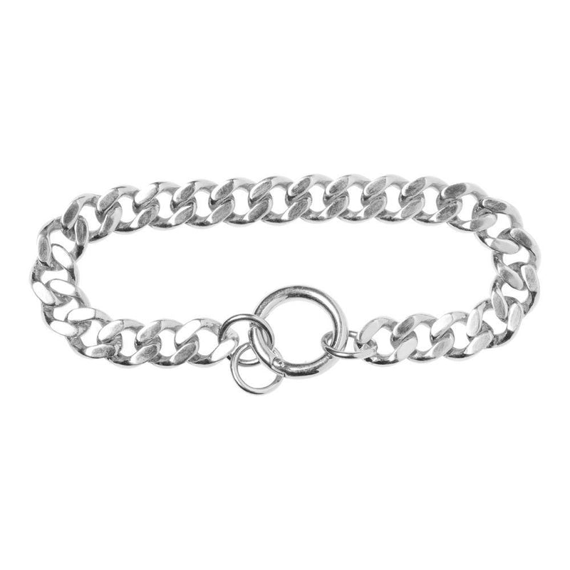 WE curb chain bracelet fat