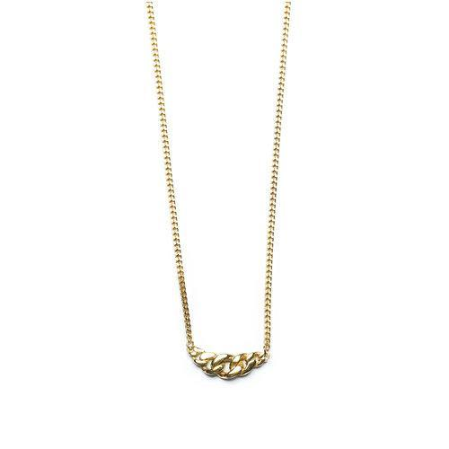 ELSA NECKLACE SMALL, gold