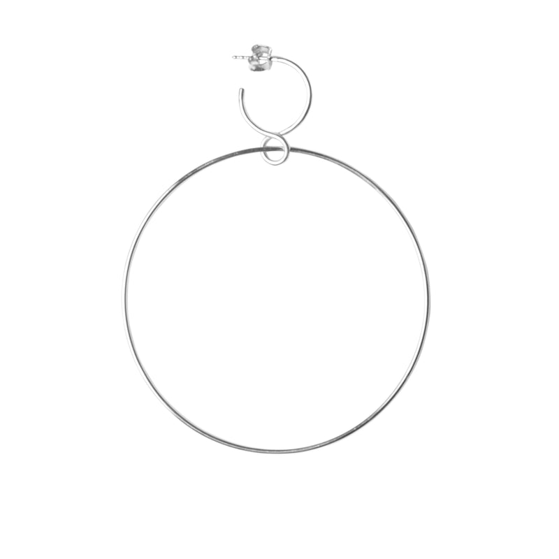 Lily Hoop Large - Vibe Harsløf Jewelry