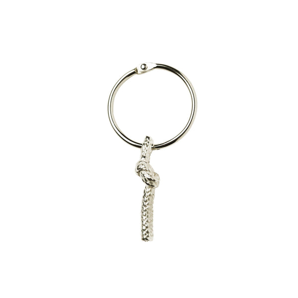 VH x AA silver rope charm