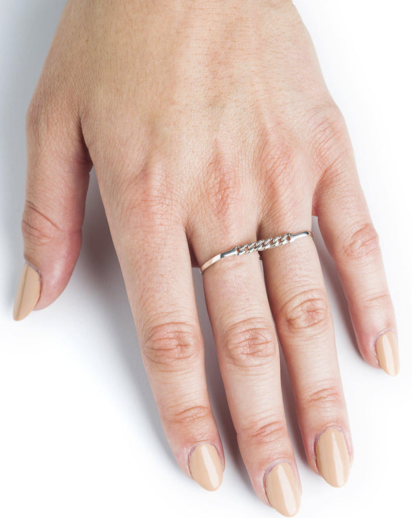 ELSA 2 FINGER RING