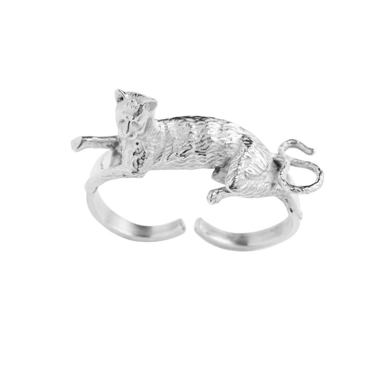 CAT RING - Vibe Harsløf Jewelry