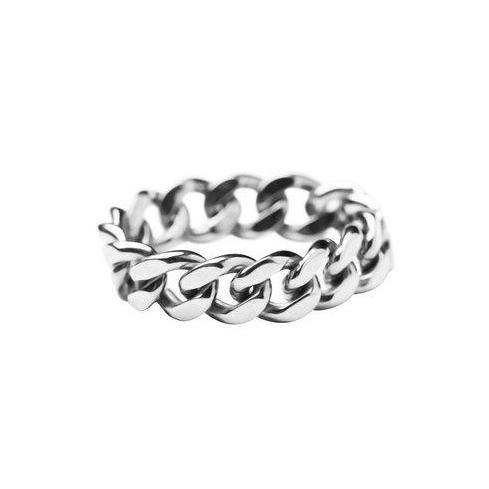 ELSA CHAIN RING SMALL, Silver