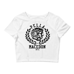 NYC Macedon Crop Tee