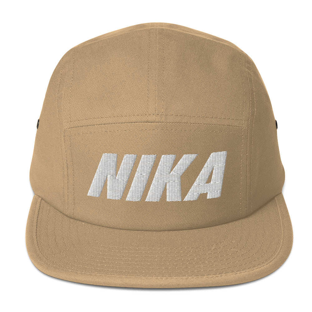 Hella Pella NYC NIKA Five Panel Cap