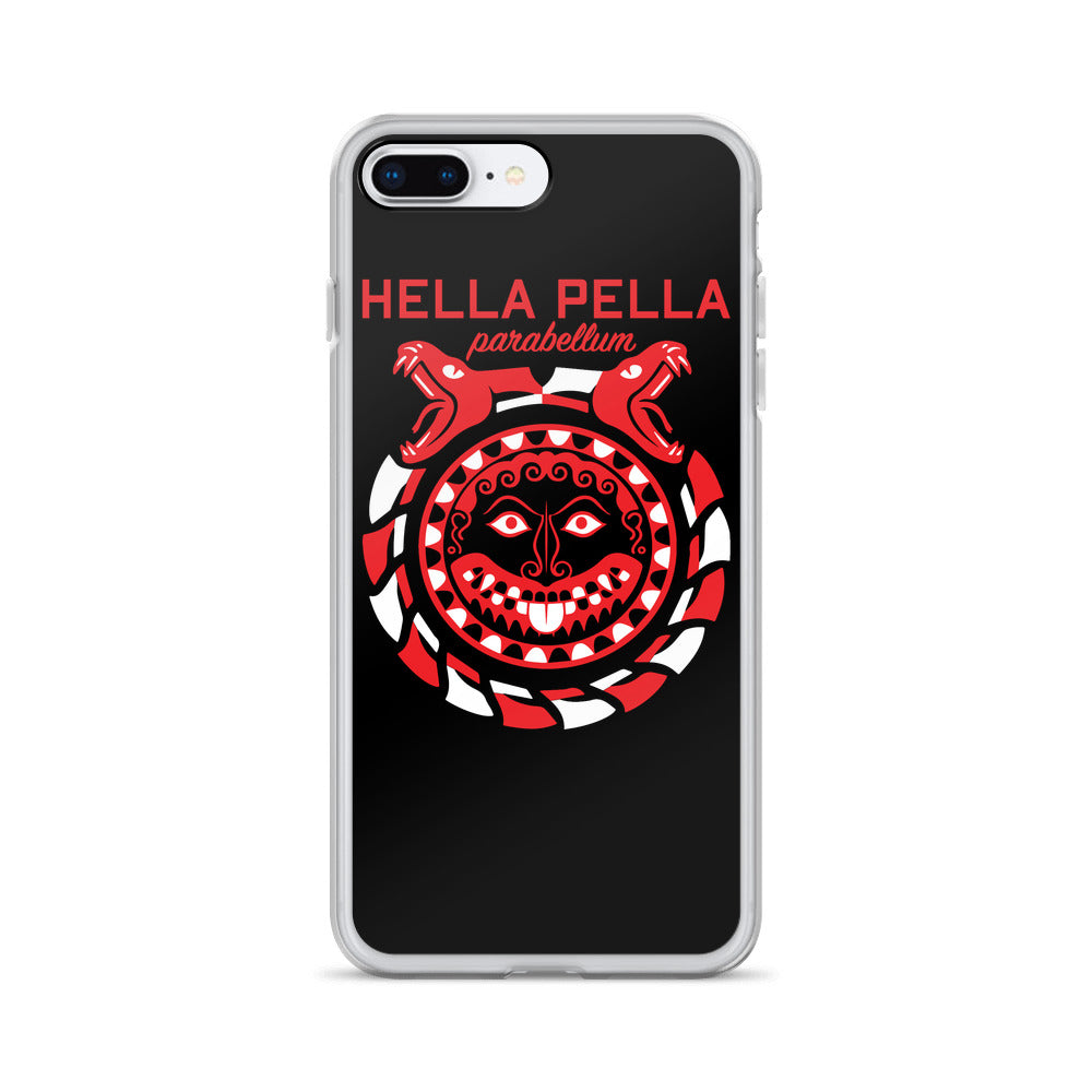 Hella Pella NYC Parabellum iPhone Case