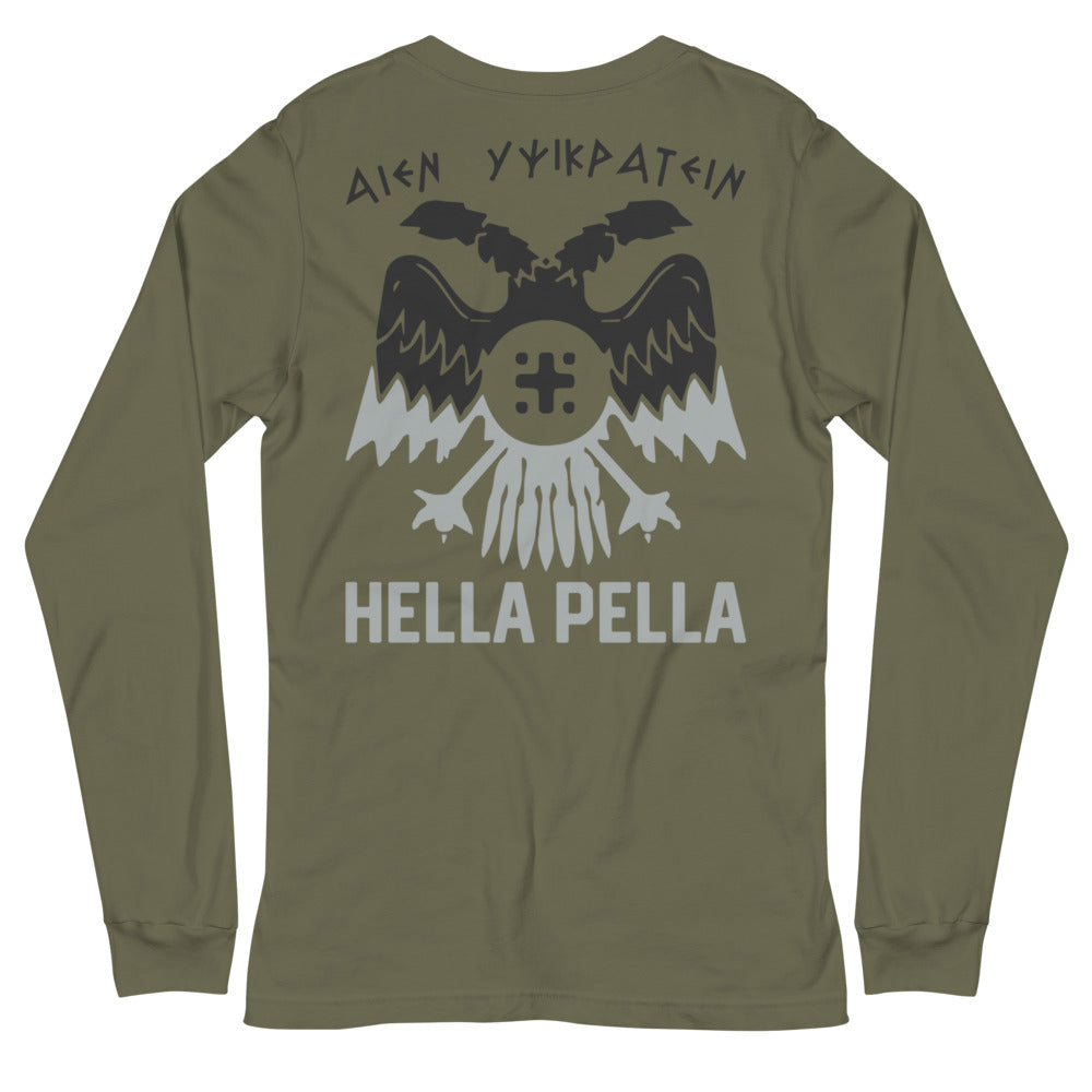 Pella NYC F-16 Long Sleeve Tee