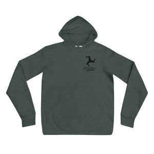 NYC Trinacria Pullover Hoodie