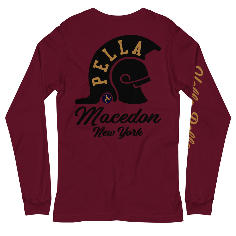 Pella NYC New York Macedon Long Sleeve Tee
