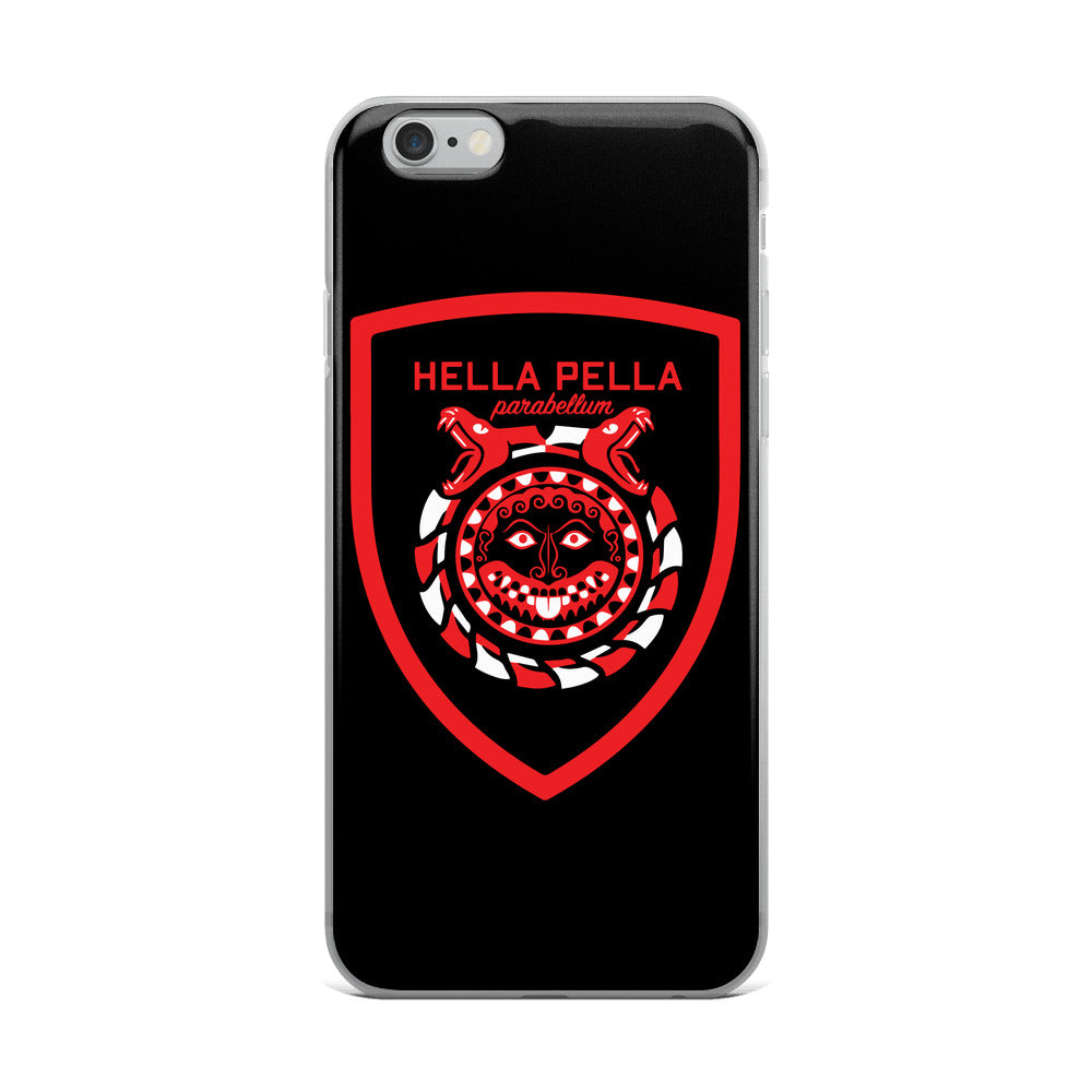 Hella Pella NYC Parabellum Shield iPhone Case