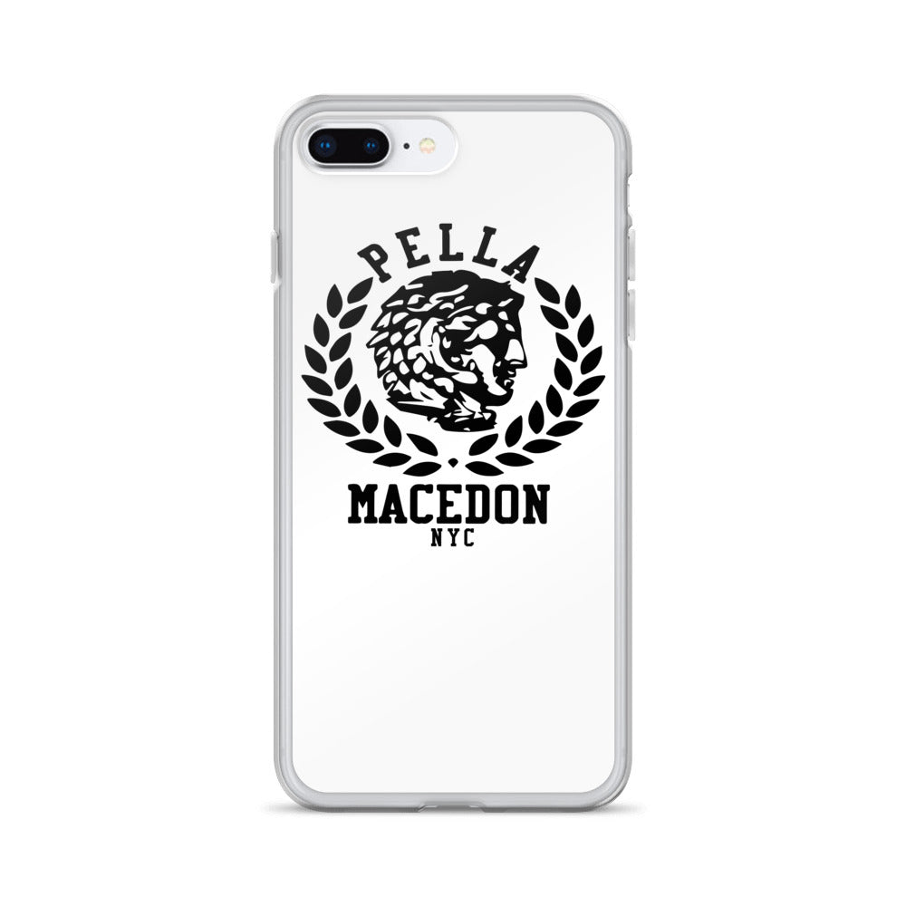 Hella Pella NYC Original Macedon iPhone Case