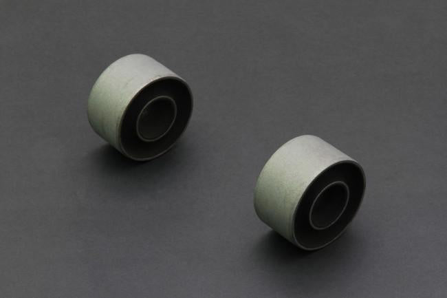 FRONT LOWER ARM BUSHING HARDENED RUBBER 2-PC