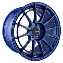 Load image into Gallery viewer, ENKEI NT03RR - 18x9.5, 5x114.3, ET40 - LIMITED EDITION VICTORY BLUE