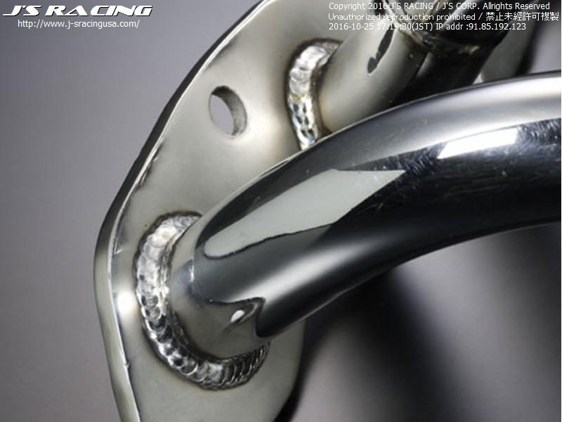 J'S RACING Stainless hearder 4-1 (GD1)