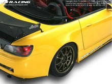 Load image into Gallery viewer, J'S RACING Street ver. total aero system CFRP Ver 1