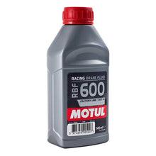 Load image into Gallery viewer, MOTUL RBF 600 RACING BRAKE FLUID 0.5L 500ML