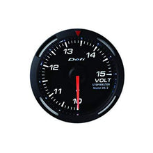 Load image into Gallery viewer, DEFI 52MM RACER GAUGES WHITE