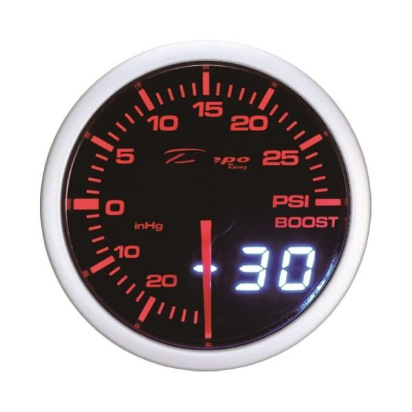 DEPO RACING 60MM BOOST GAUGE PSI
