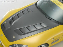 Load image into Gallery viewer, J's Racing S2000 Aero Bonnet Type-V - Full Carbon
