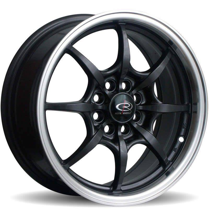 Rota Wheels Circuit 8 - 16 x 7