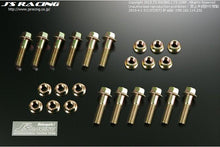 Load image into Gallery viewer, J's Racing S2000 Drive Shaft Spacer Repair Bolt Nut Set