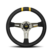 Load image into Gallery viewer, MOMO DRIFTING STEERING WHEEL 330MM