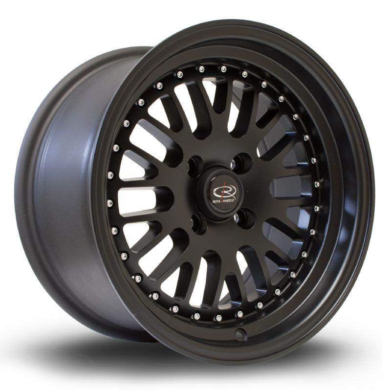 Rota Wheels Flush - 15 x 8