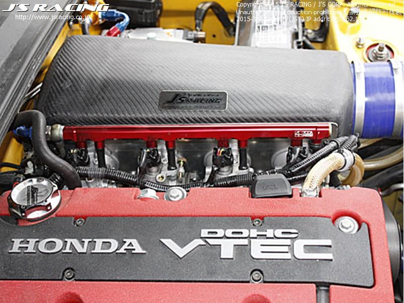 J's Racing S2000 AP1-2 SPL toda racing sports injection Induction Box