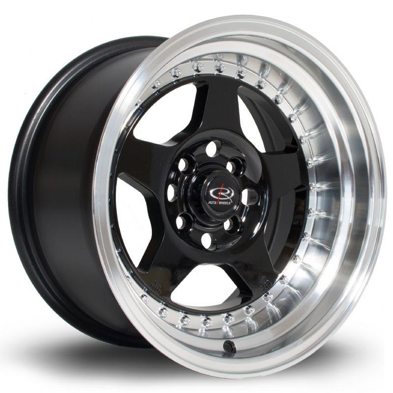 Rota Wheels Kyusha - 15 x 7
