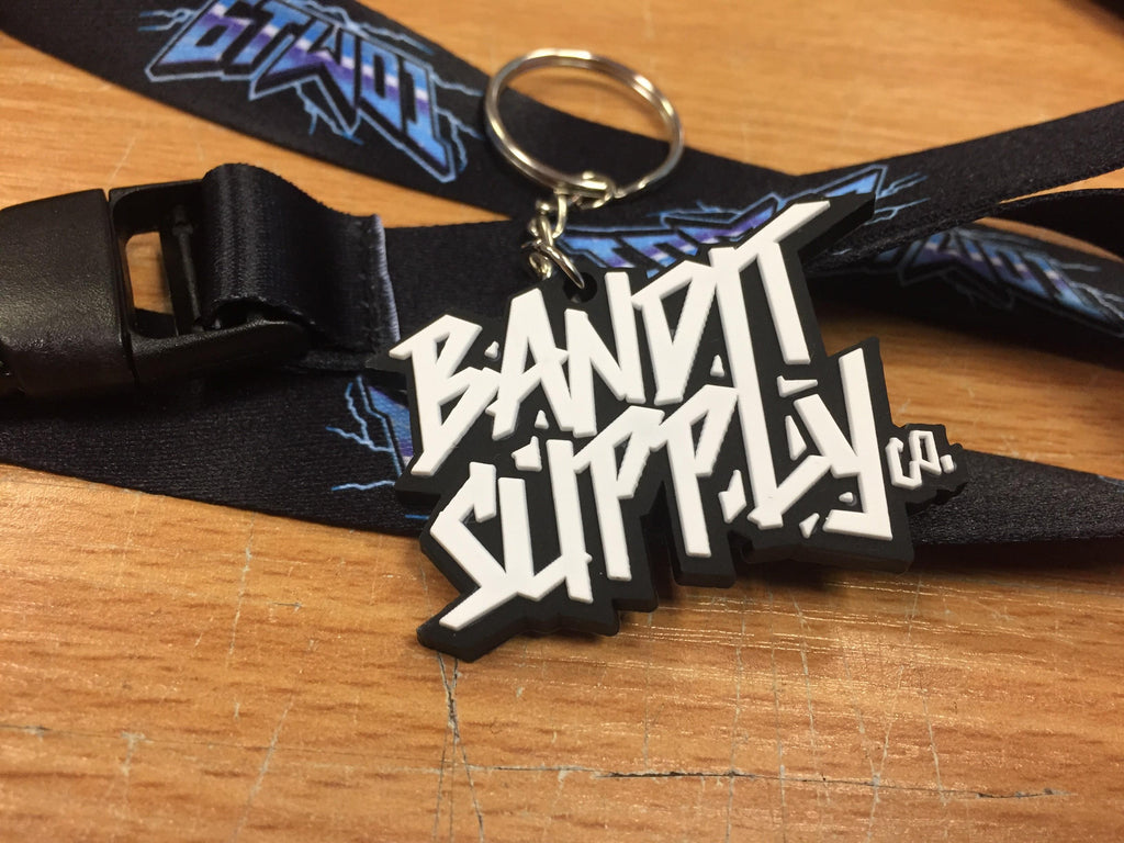 Bandit Supply Co Keyring