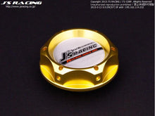 Load image into Gallery viewer, J's Racing SPL Oil Filler Cap - Gold