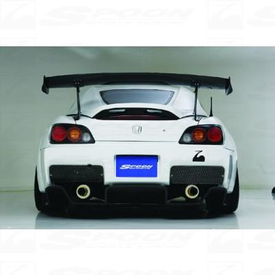 Spoon Sports S2000 S-TAI Bumper, Rear