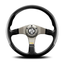 Load image into Gallery viewer, MOMO TUNER STEERING WHEEL - SILVER