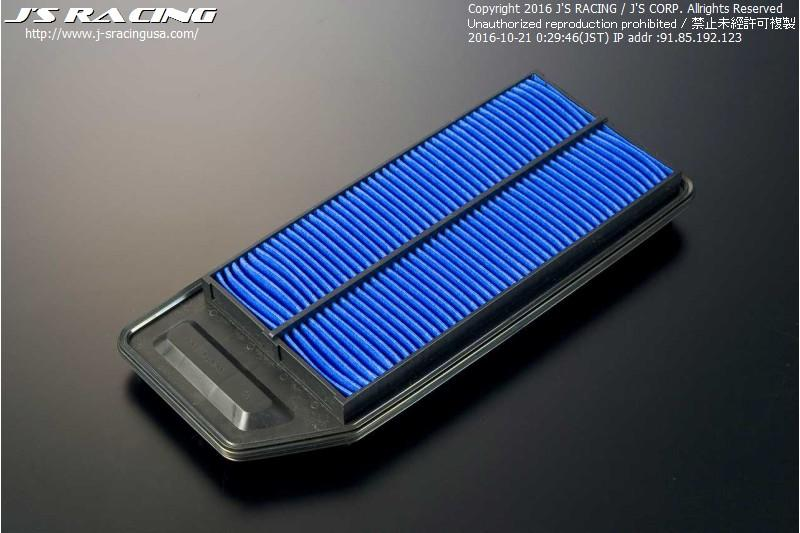 J'S RACING MAX flow air filter