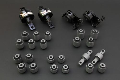 CIVIC EG ARM BUSHINGS COMPLETED SET USDM JDM RUBBER 26PC