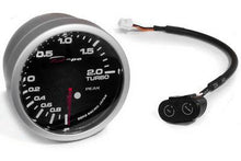 Load image into Gallery viewer, DEPO RACING 52MM BOOST GAUGE -1BAR-2BAR