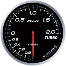 Load image into Gallery viewer, DEFI 60MM ADVANCE BF GAUGES WHITE