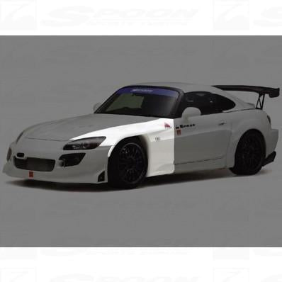 Spoon Sports Honda S2000 Fender, Front