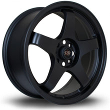 Load image into Gallery viewer, Rota GTR in Flat Black 18x8.5, 5x120, ET35