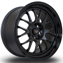 Load image into Gallery viewer, Rota MXR in Flat Gunmetal with Gloss Black Lip 18x9.5, 5x114.3, ET20