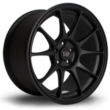 Load image into Gallery viewer, Rota Titan in Flat Black 18x9.5, 5x100, ET35