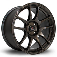 Load image into Gallery viewer, Rota Torque in Gunmetal 17x9, 5x114.3, ET35