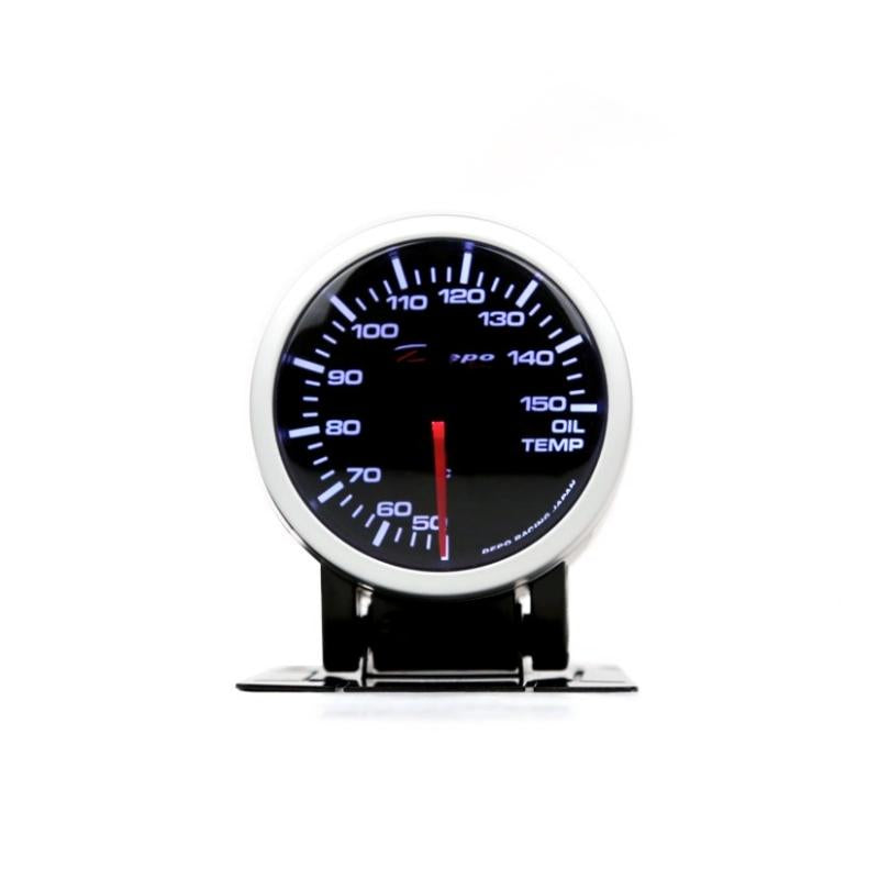 DEPO RACING 52MM OIL TEMP GAUGE