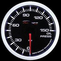 Load image into Gallery viewer, DEPO RACING 60MM OIL PRESSURE GAUGE