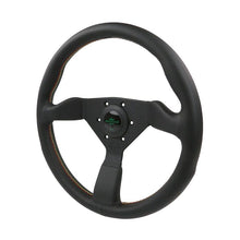 Load image into Gallery viewer, 330MM PERSONAL GRINTA KINGSTON LEATHER STEERING WHEEL
